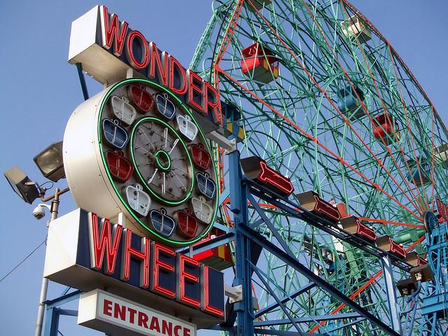 Wonder Wheel Success