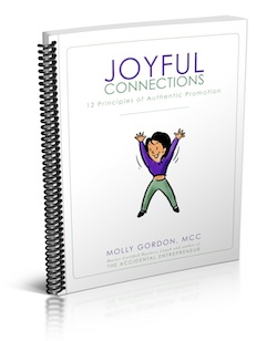 Joyful Connections: 12 Principles of Authentic Promotion