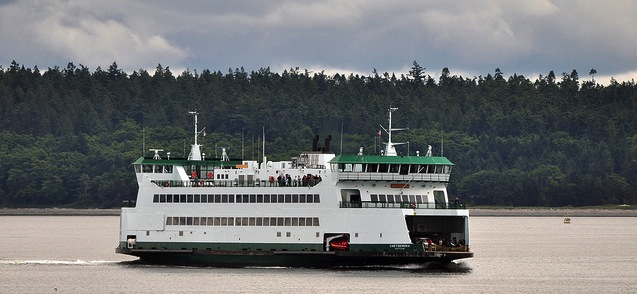 Ferries, perception, and wellbeing: Shaking it up with the Three Principles