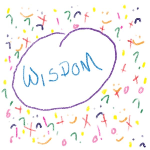 Where is wisdom? Wisdom is always present.