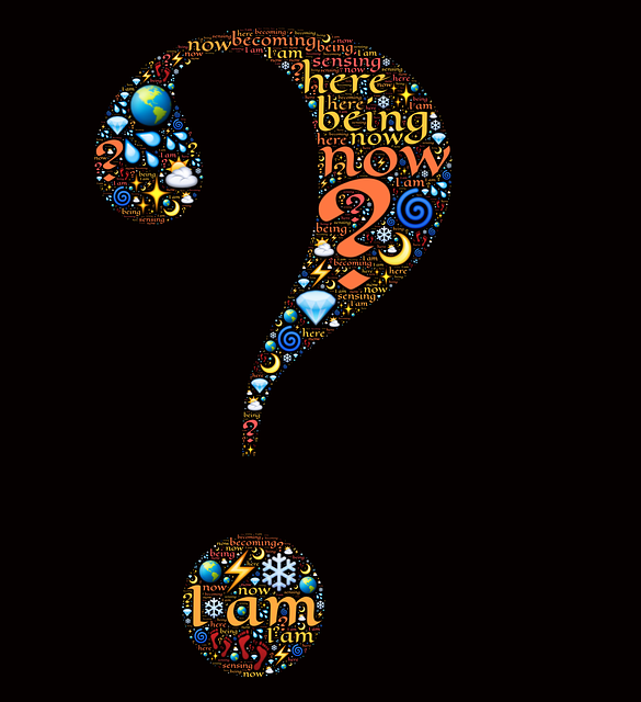Question mark by John Hain via pixabay.com