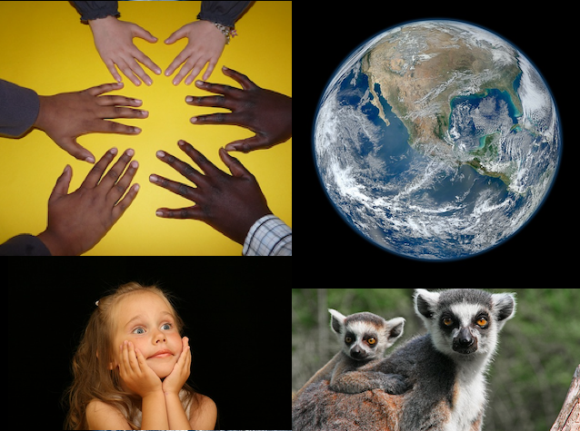 Does the world need to be saved?